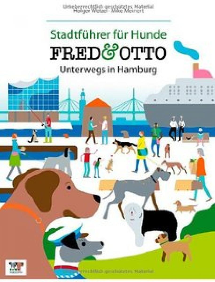 FRED & OTTO - Unterwegs in Hamburg